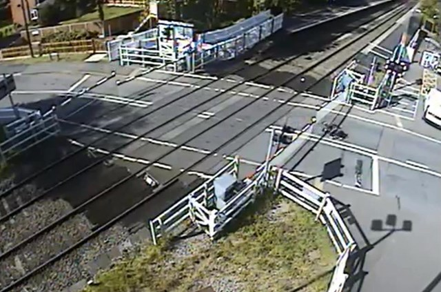 Blakedown level crossing missuse 2