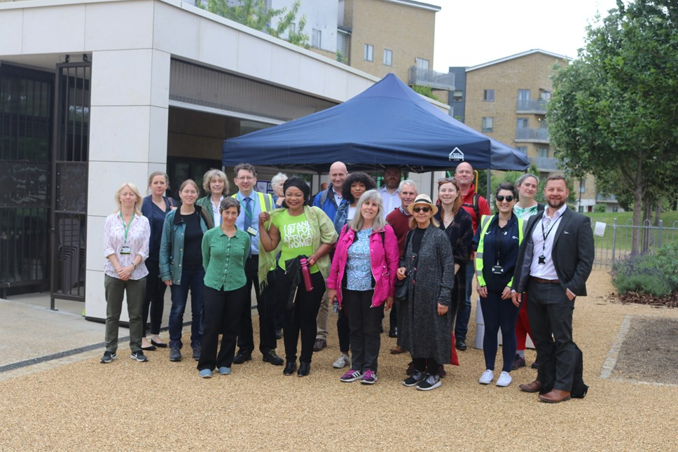 Islington and Camden share £667,000 grant to make parks focus of health drive: Future Parks 1 - Caledonian Park