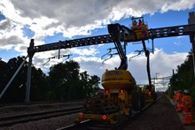 Electrification for Crossrail programme 252886