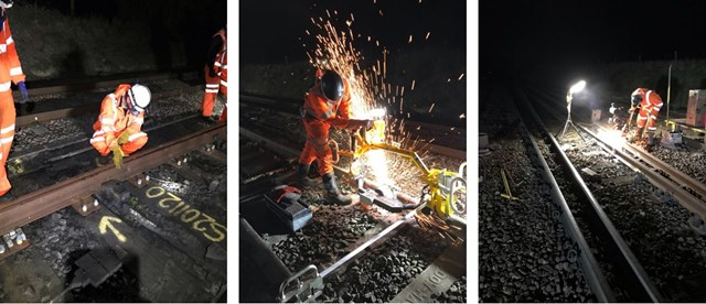 The team keeping track of maintenance in Ipswich on the railway's front line: Ipswich rail maintenance