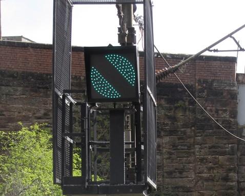 green light signal