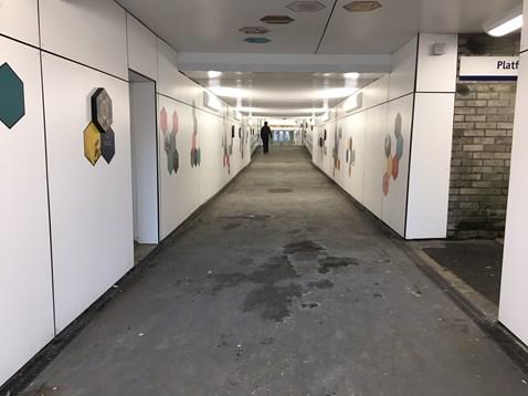 Kilmarnock Station Underpass