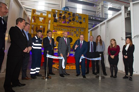 BHGE investment in Montrose highlights Scotland's global attractiveness:  MG 1646