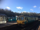 We love free Wi-Fi on all Arriva Trains Wales routes: Pacers