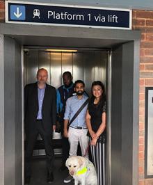 New Eltham visit-3