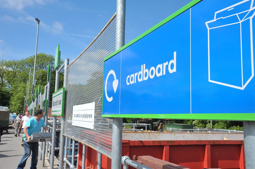 Recycling centre to close for overhaul: dsc_8053.jpg