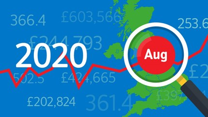 House prices recover from recent dip to reach new all-time high in August: 08-HPI-2020-Aug