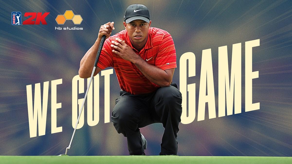 PGA TOUR 2K Tiger Woods Landscape