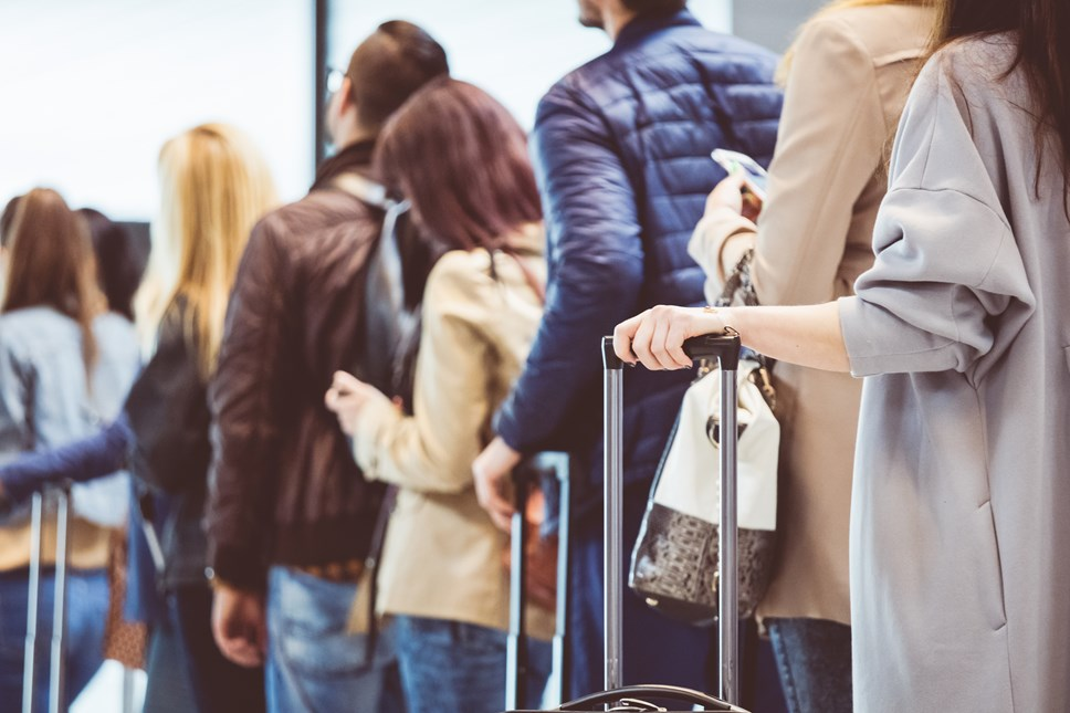 Warning as 59% of holidaymakers overestimate EHIC benefits: Airport Queue