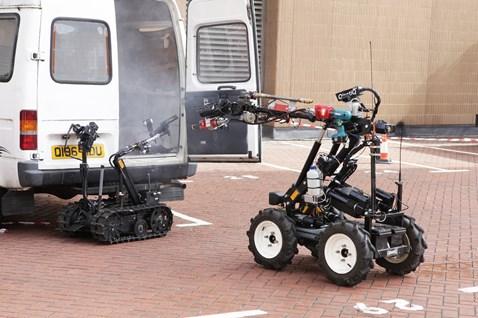 Fire Robots 1