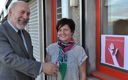 Council aids Moray response to refugee crisis