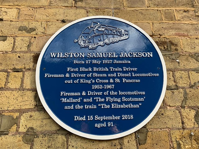 Wilston Samuel Jackson plaque 8