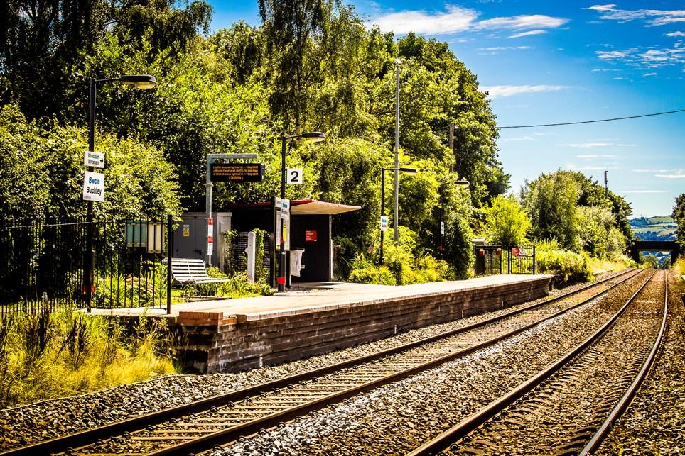 Buckley station: Credit: Robert Mann