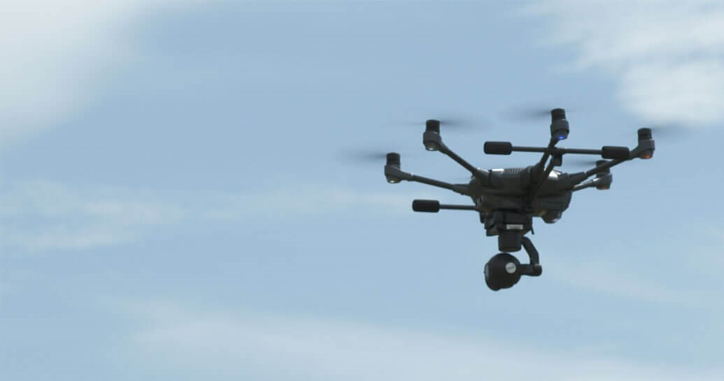 Network Rail and British Transport Police issue warning to drone pilots following incident in Surrey: Air-ops-Typhoon-drone