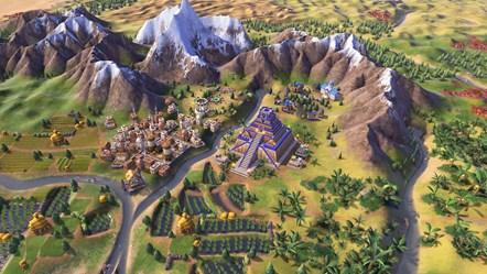 Civilization VI - New Frontier Pass - Portugal Pack - Etemenanki World Wonder