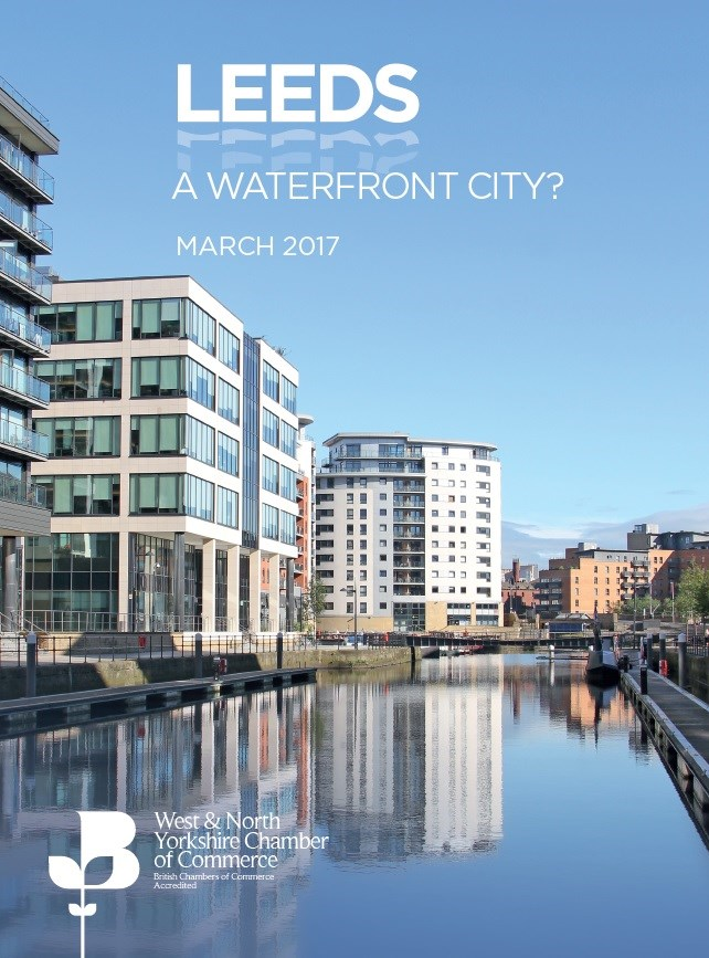 Senior councillors asked to approve plans to transform Leeds waterfront: chamberwaterfrontreport.jpg