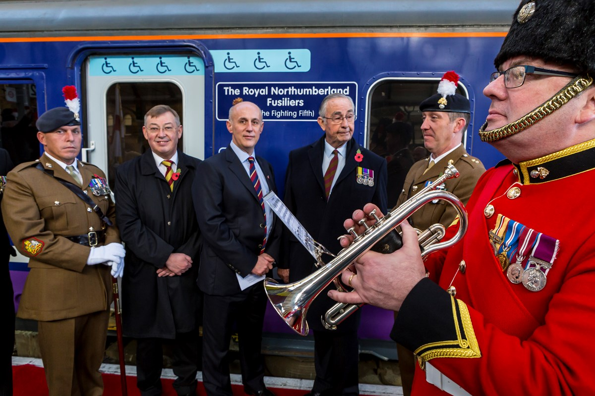 Newcastle train naming © Jonny Walton 2016 IMG 7297