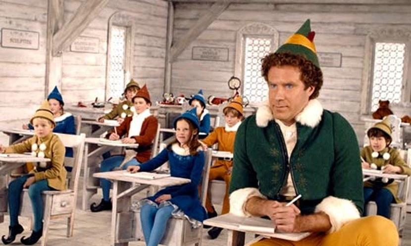 Town Hall's festive film showcase is a Christmas cracker: elf1.jpg