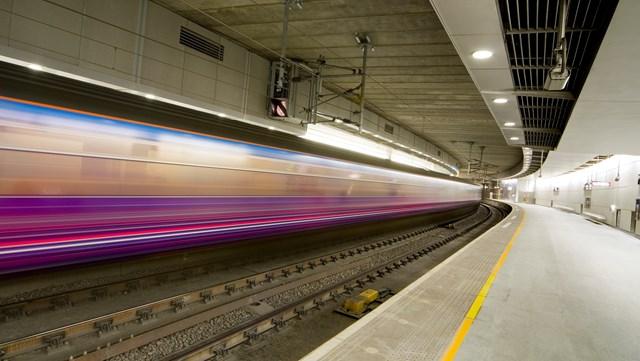 St Pancras International: St Pancras International, Thameslink Programme platforms