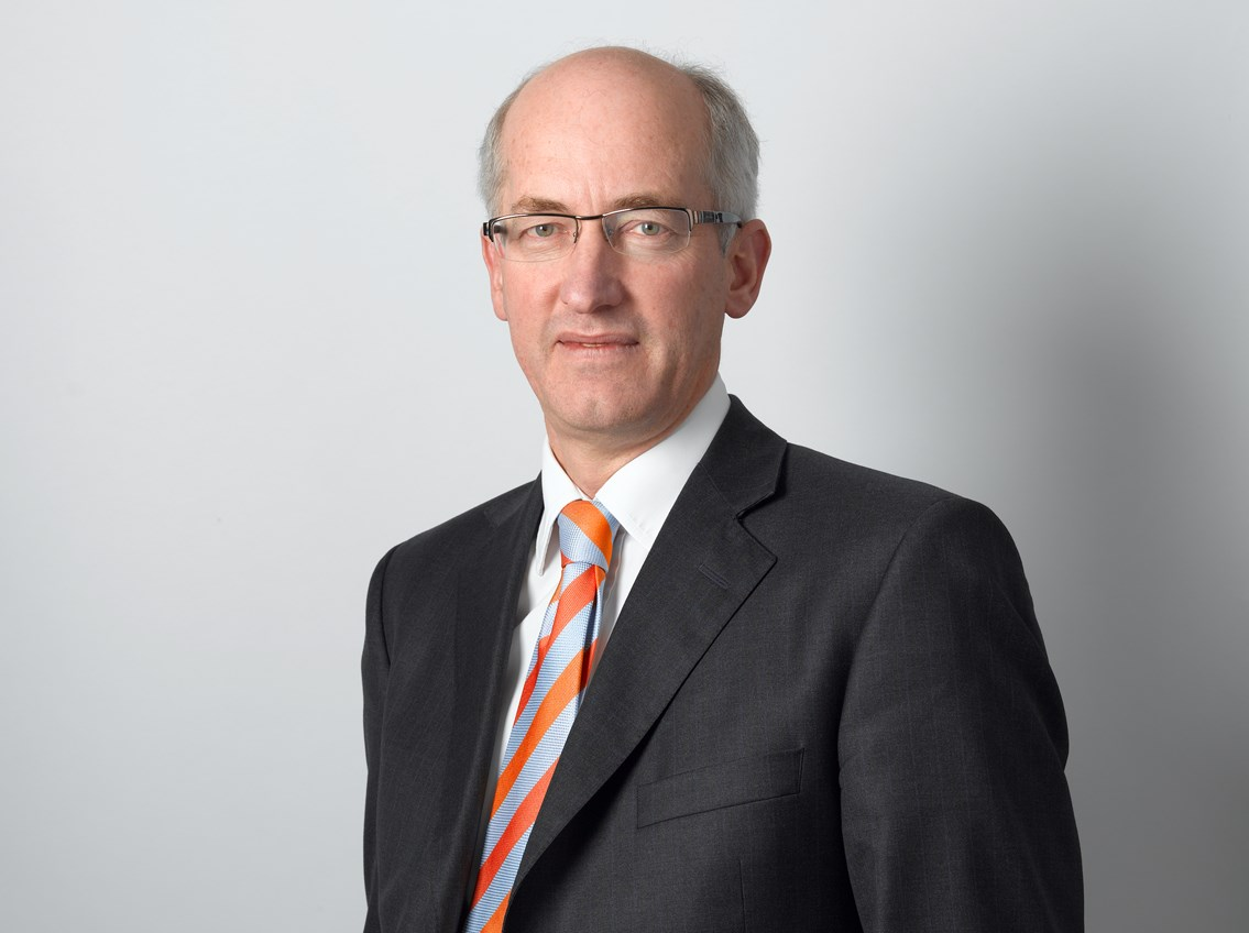 David Higgins, chief executive: David Higgins, chief executive