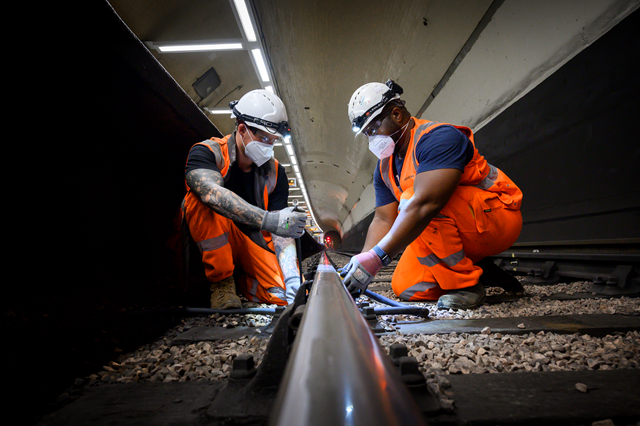 Service changes this weekend as major project continues to digitalise London's Northern City Line
