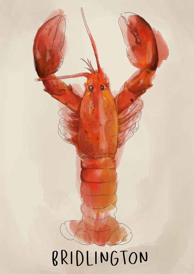 Bridlington Lobster