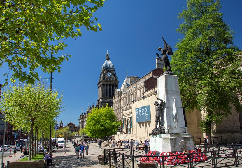 Tourism study confirms Covid-19 'tectonic shift' across the North: Leeds Town Hall - credit Carl Milner Photography for Visit Leeds  (15)
