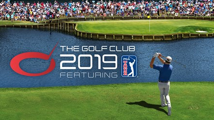 2K Hits the Links as Publisher of The Golf Club 2019 Featuring PGA TOUR®: TGC2019 Art