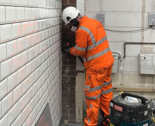 New-look Liverpool Lime Street station loos coming soon: Network Rail replacing the Liverpool Lime Street loos