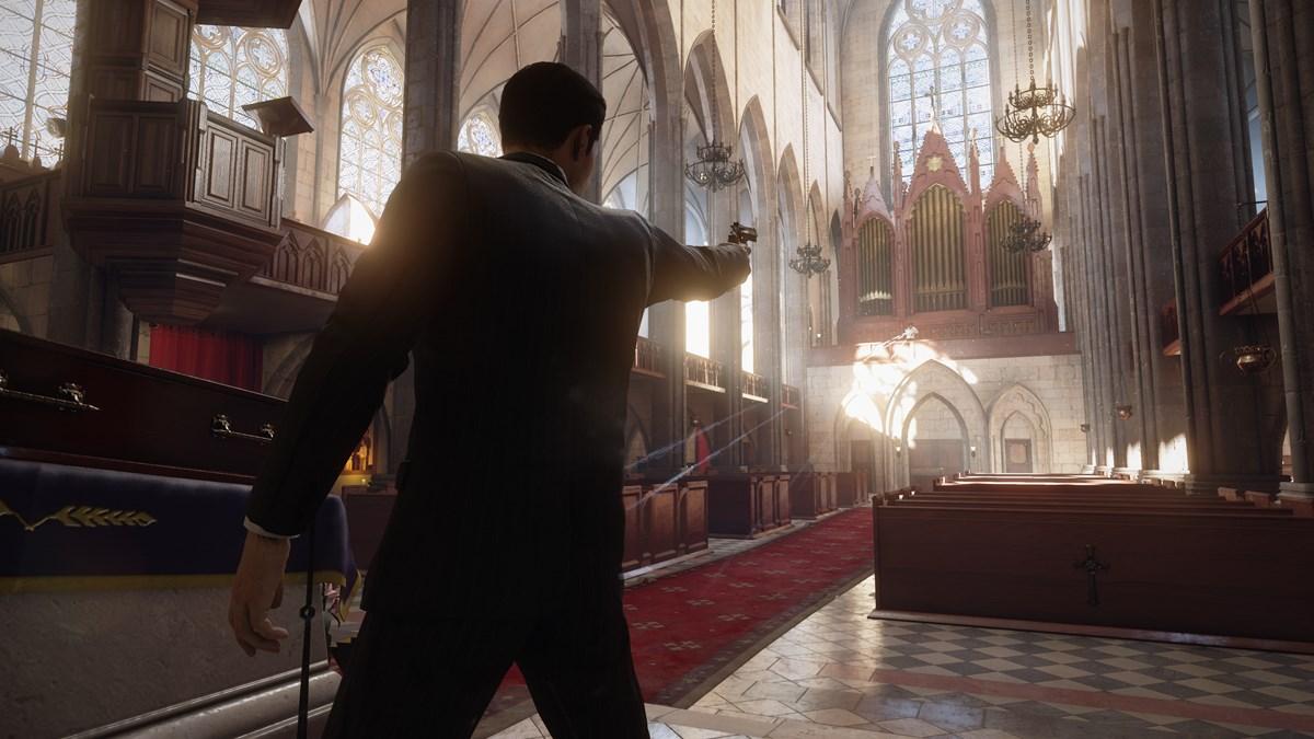 Mafia DE - Church Combat
