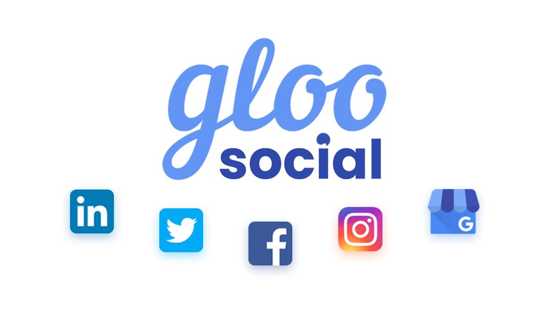 PRgloo Announces Gloo Social 😎 Social Media for Comms and Engagement Teams: glooSocialHero
