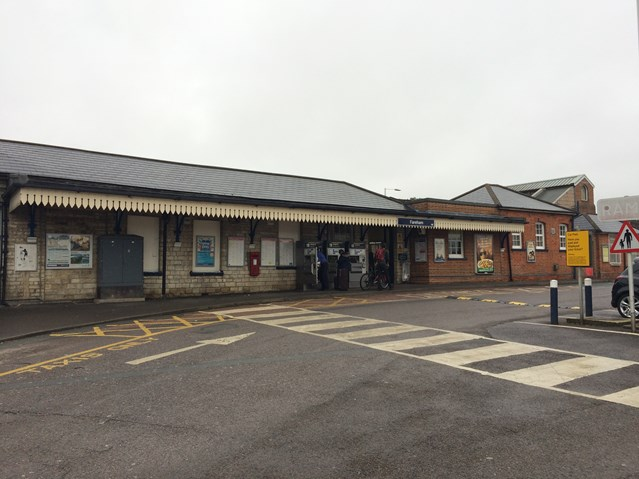 Passengers in Hampshire to benefit from better, more reliable railway: Fareham station
