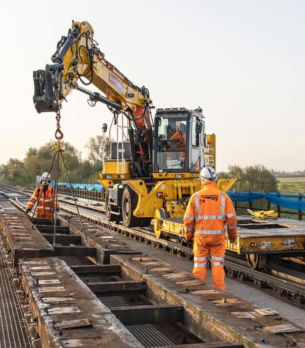 Passengers reminded to check before travelling as wheel timber renewals between Ely and Peterborough recommence this September: Manea timber renewals
