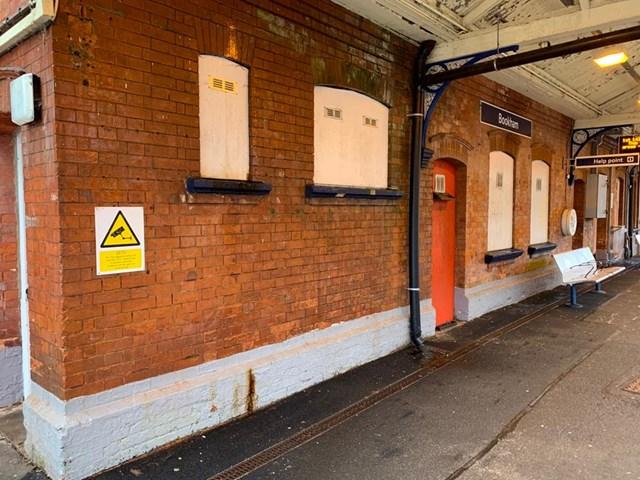 Bookham station 2