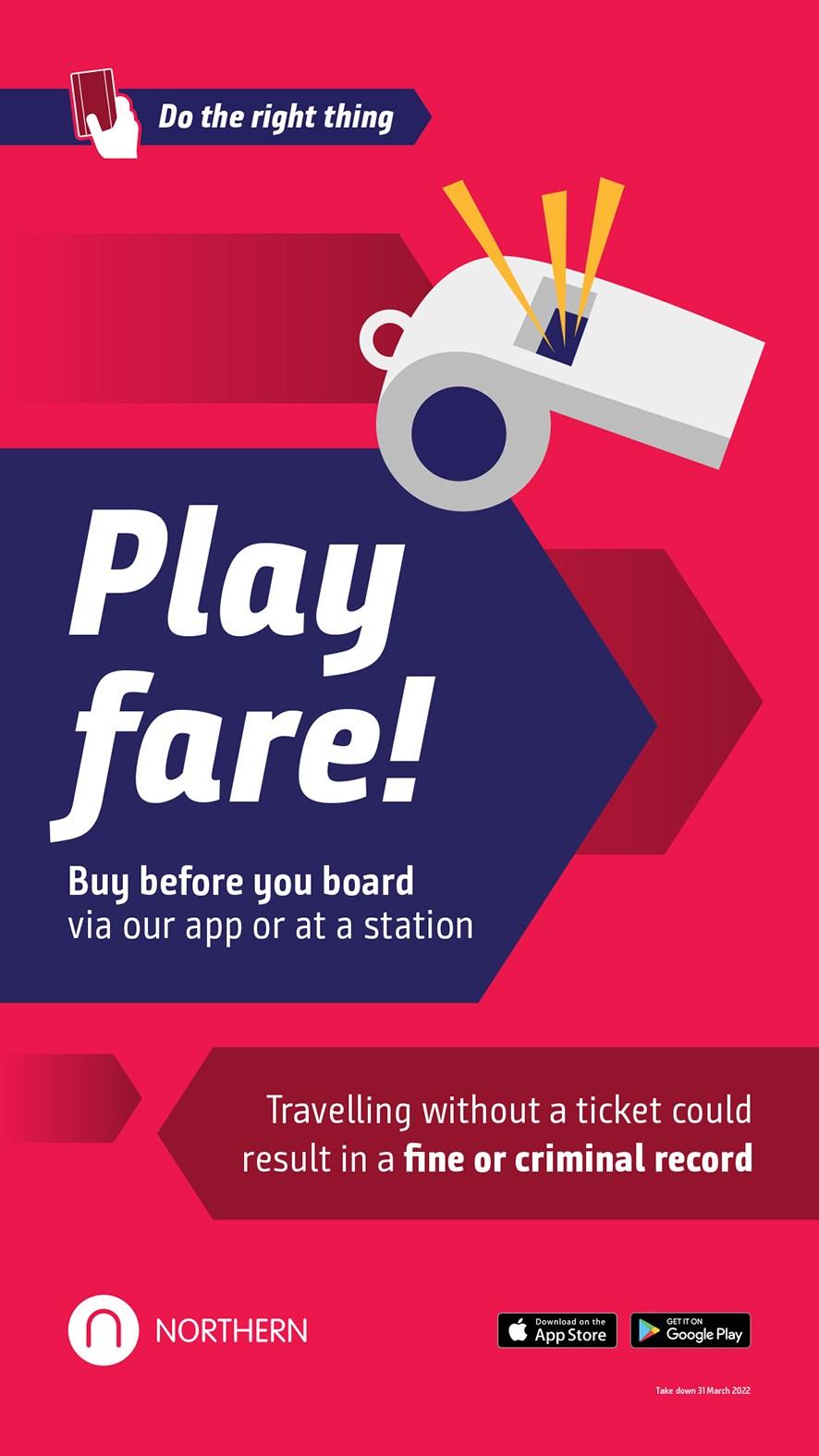 Play fare 1