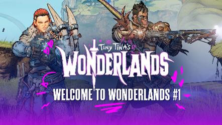Welcome to Wonderlands #1 Trailer: Stabbomancer and Brr-Zerker