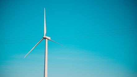 Generic renewables wind turbine power