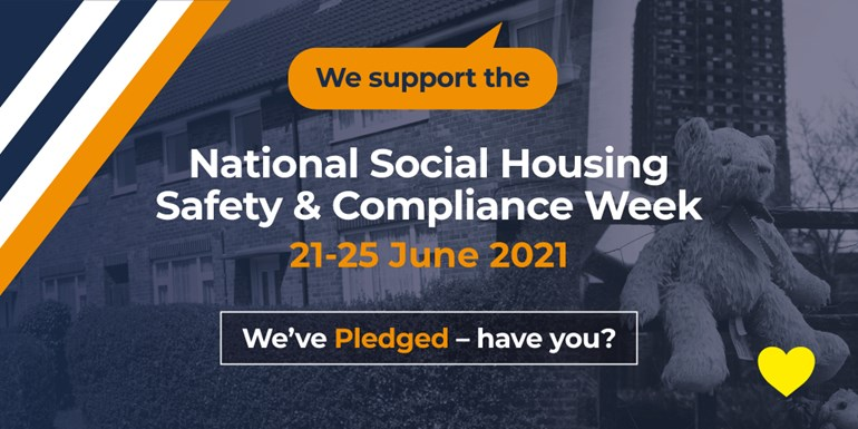 Our pledges to keep you safe in your home
