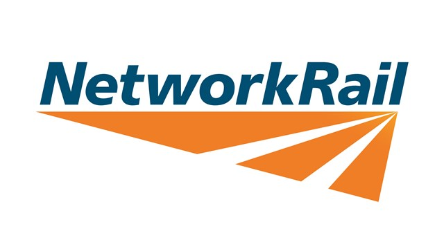 Sorry to passengers affected by recent disruption on the West Coast main line: Network Rail logo