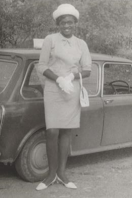Midwife's journey among migration stories which helped shape Leeds: gloriahanley1968-230790.jpg