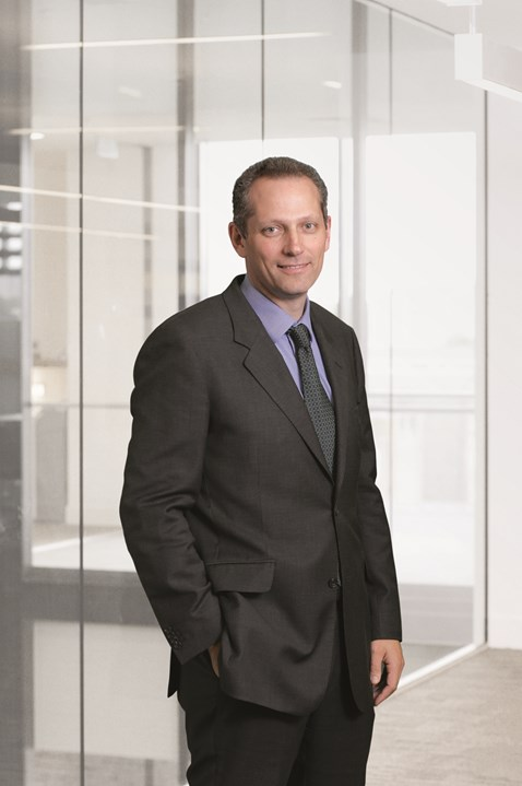 Patrick Butcher, Group Finance Director