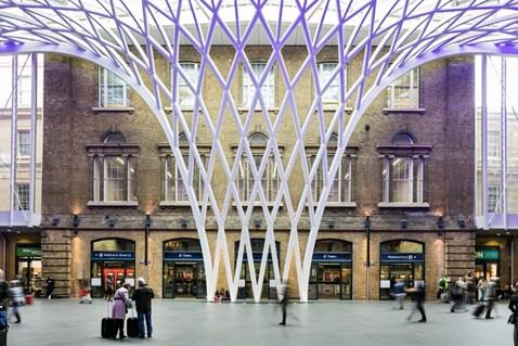 King's Cross station funnel-2