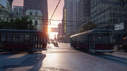 Mafia  DE Cityscape