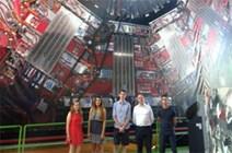 CERN students