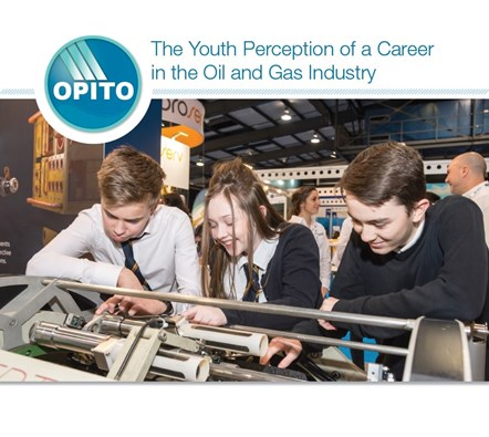 Youth perception report cover