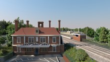 Market Harborough drop in event ahead of construction of new car park 2