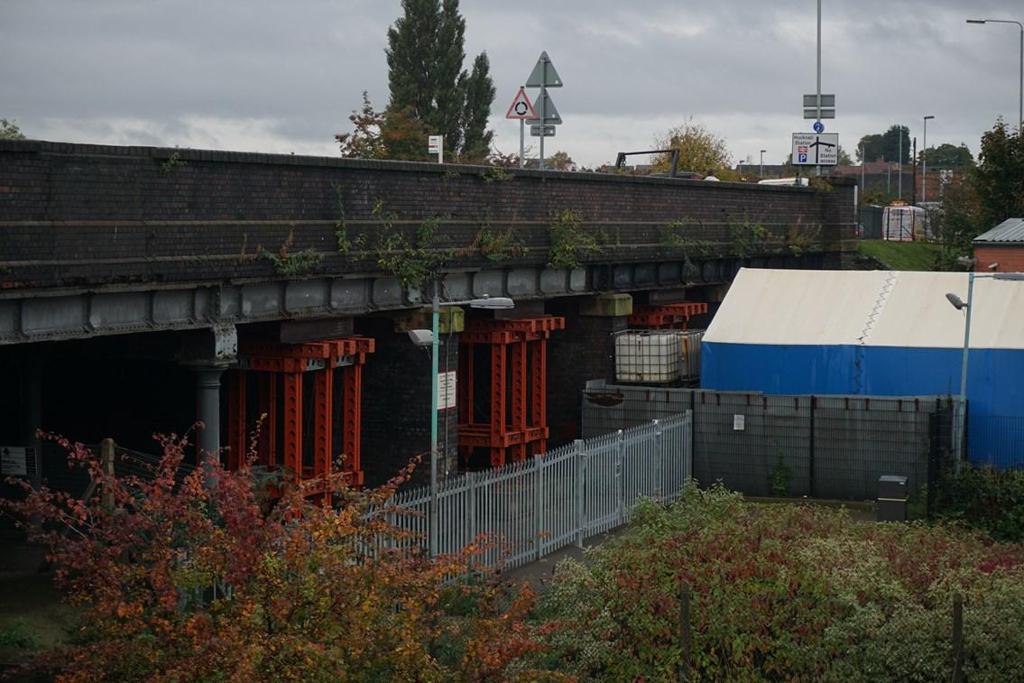 New lease of life for vital Nottinghamshire bridge: Station Road bridge will be upgraded next summer
