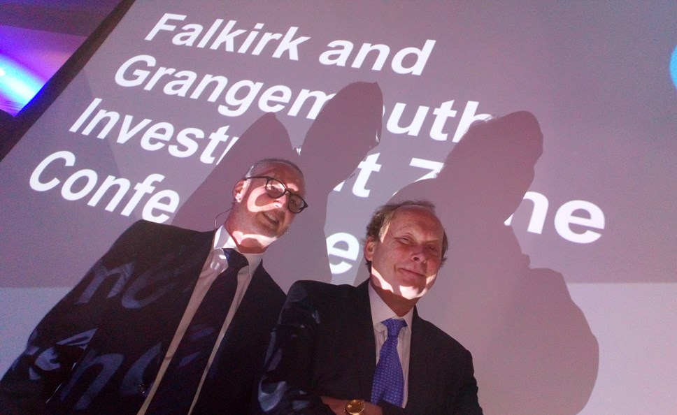 Falkirk and Grangemouth area is ready for major investment: FGIZ conference 15.01.20