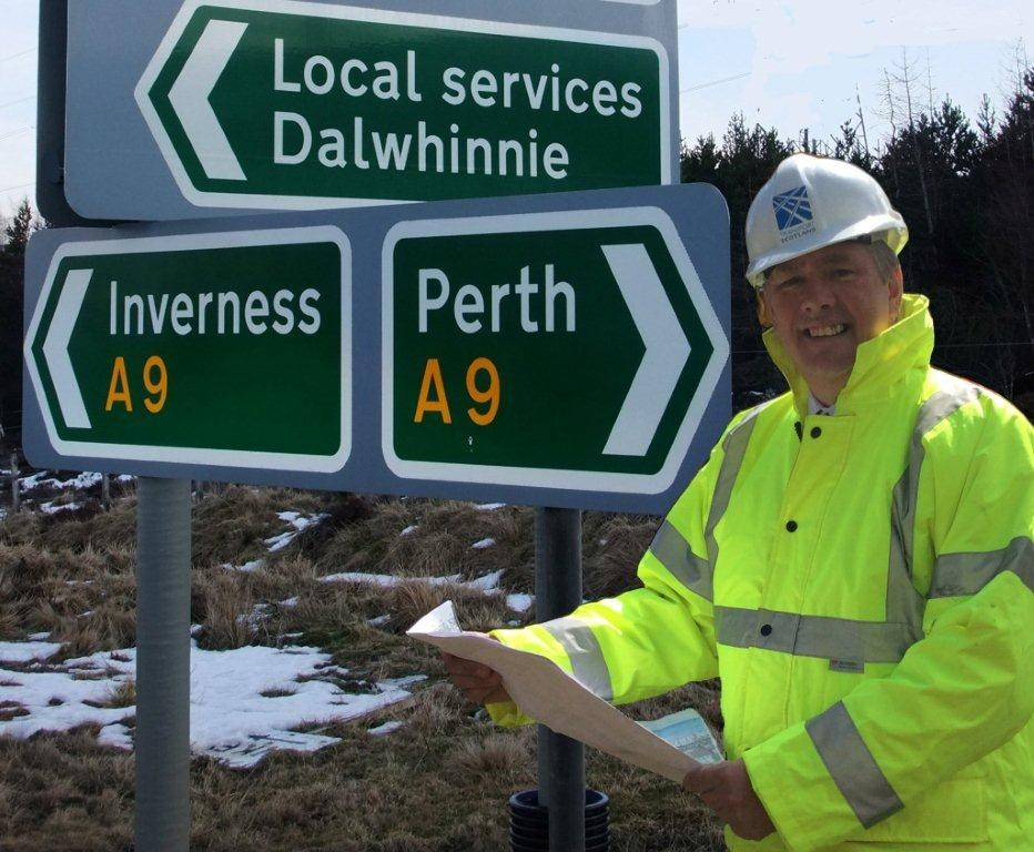 Keith Brown to visit Dalwhinnie
