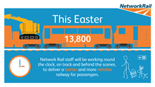 Check before you travel this Easter